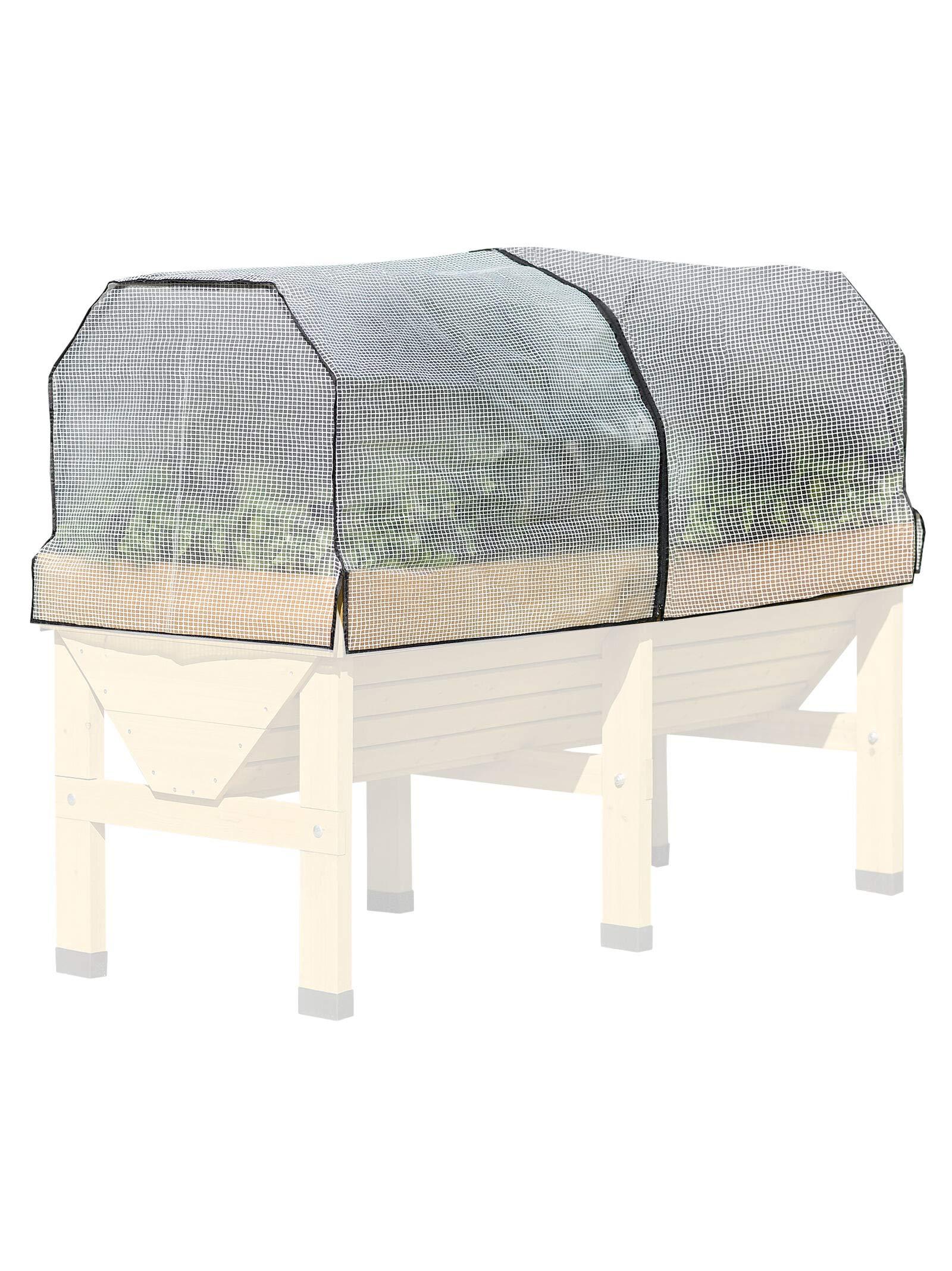 VegTrug Greenhouse Cover with Support Frame by Vegtrug Limited