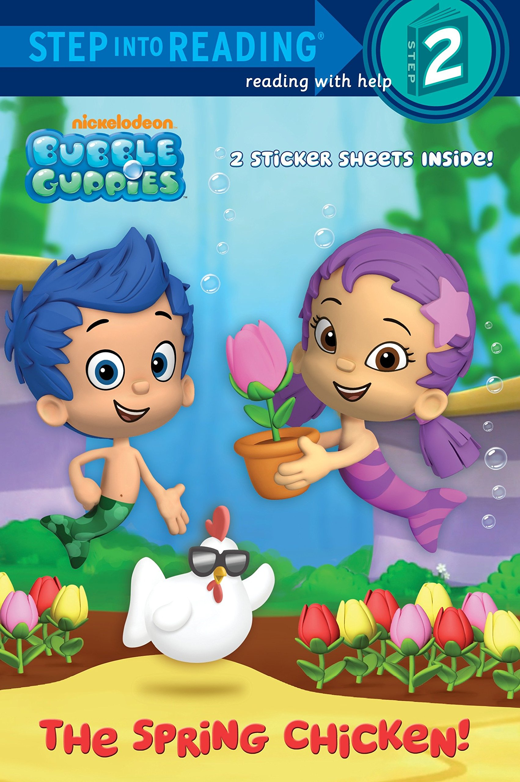 Amazon | The Spring Chicken! (Bubble Guppies) (Step into