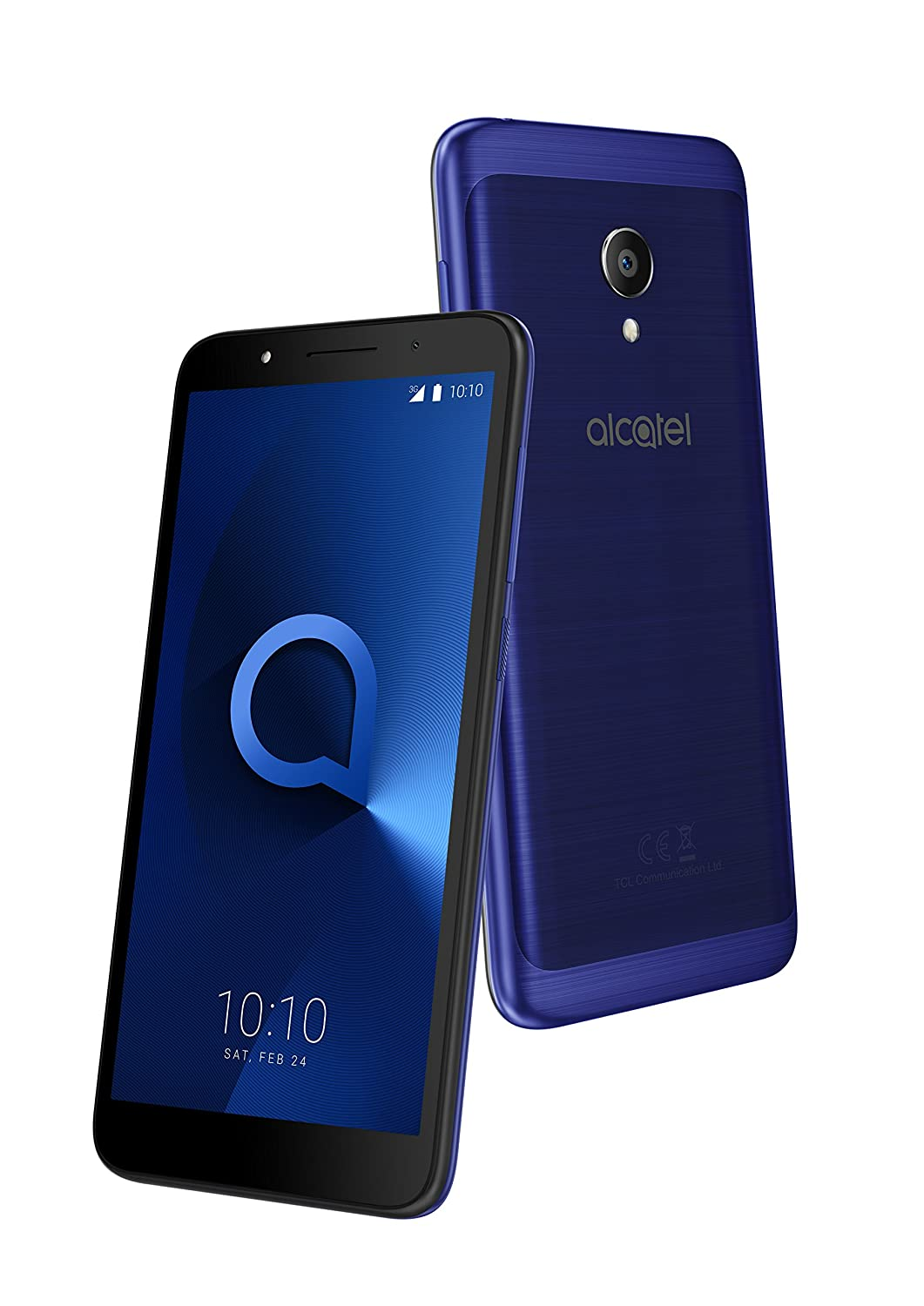 Alcatel 1C 2018 Sim Free Unlocked UK Smartphone: Amazon co
