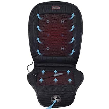 8f3c29757df8 Amazon.com: Seat Cushion With 3 Levels Cooling and 2 Levels Heating SL26A8  Cool and Heating Pad for Car Truck Home Office: Automotive
