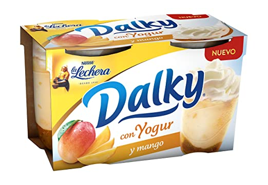 La Lechera, Postre lácteo (Dalky, Yogur, Mango) - 2 de 100