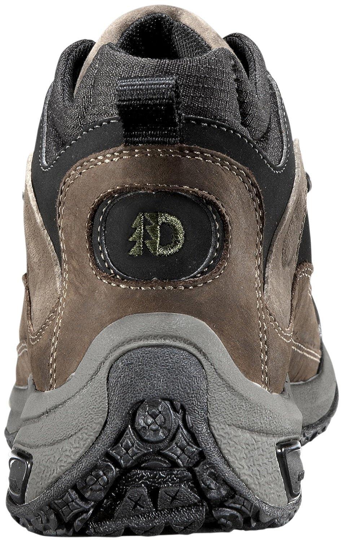 Dunham Mens Cloud Mid-Cut Waterproof Boot Dunham by New Balance MCR6630G