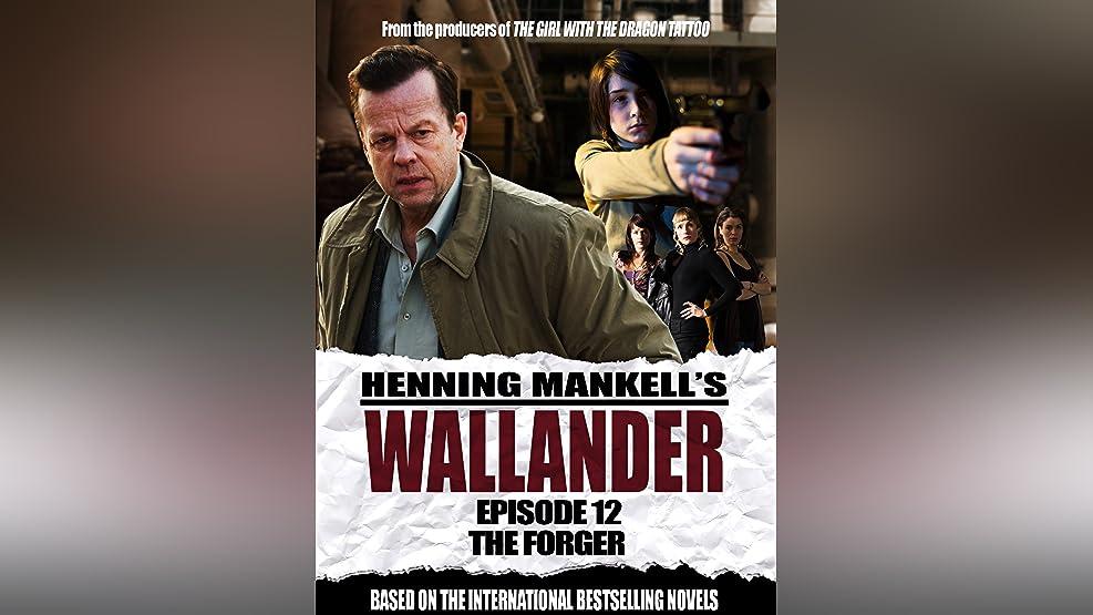 Wallander: Episode 12 - The Forger (English Subtitled)