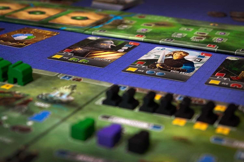 Renegade Game Studios Paladins of The West Kingdom: Amazon.es: Juguetes y juegos