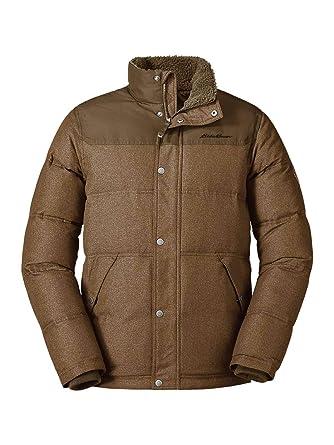 ae6ec8e5e9ae3 Eddie Bauer Men's Noble Down Jacket at Amazon Men's Clothing store: