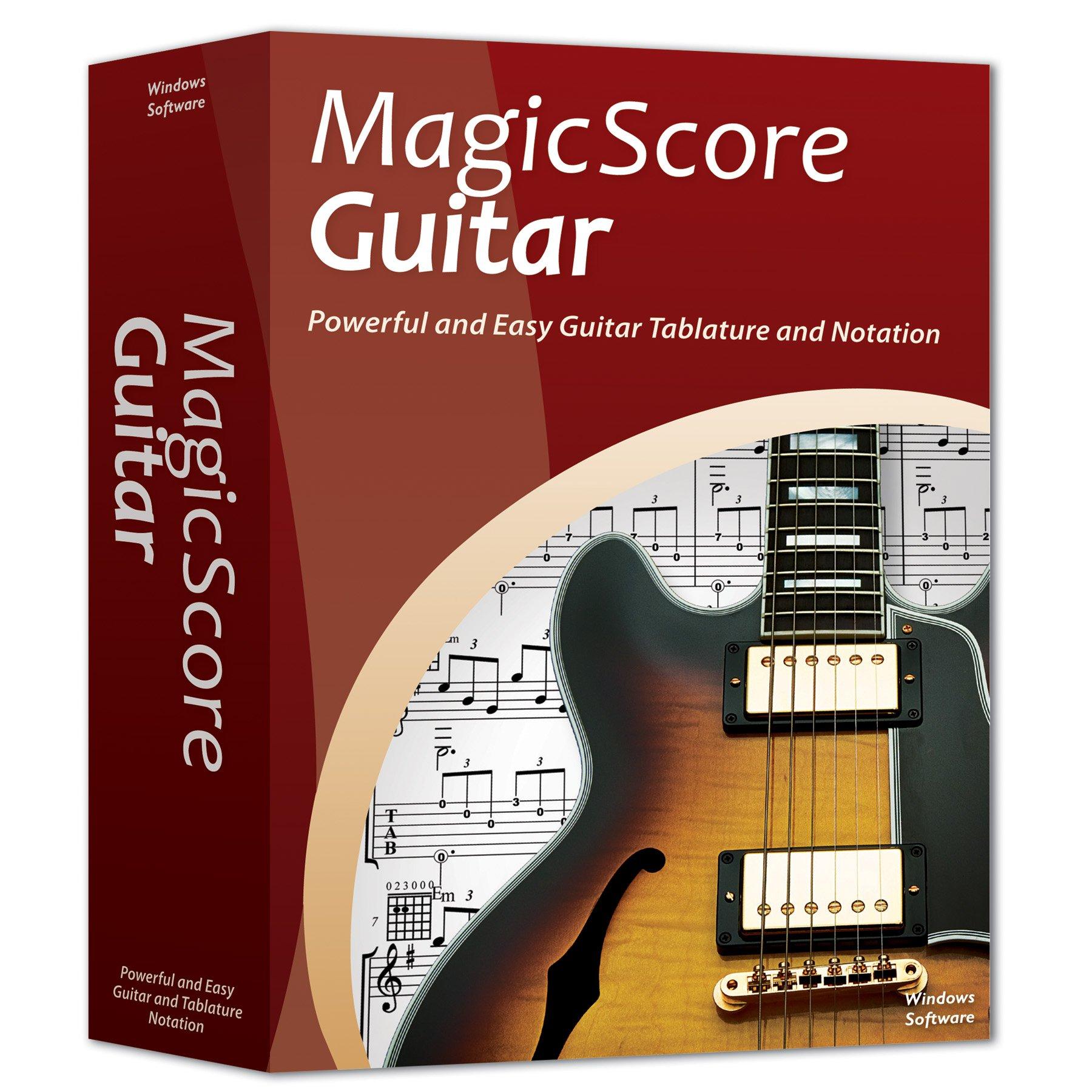 MagicScore Guitar by MagicScore