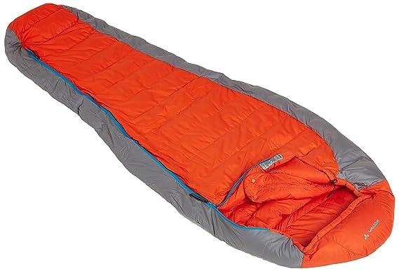 Vaude Cheyenne 500 - Saco de dormir tipo momia: Amazon.es: Deportes y aire libre