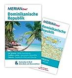 Dominikanische Republik: MERIAN live! - Mit Kartenatlas im Buch und Extra-Karte zum Herausnehmen