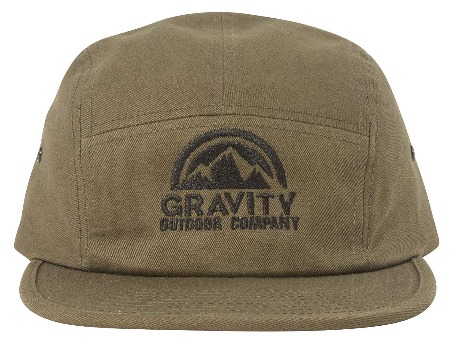 Gravity Outdoor Co........ 5 Panel Hat