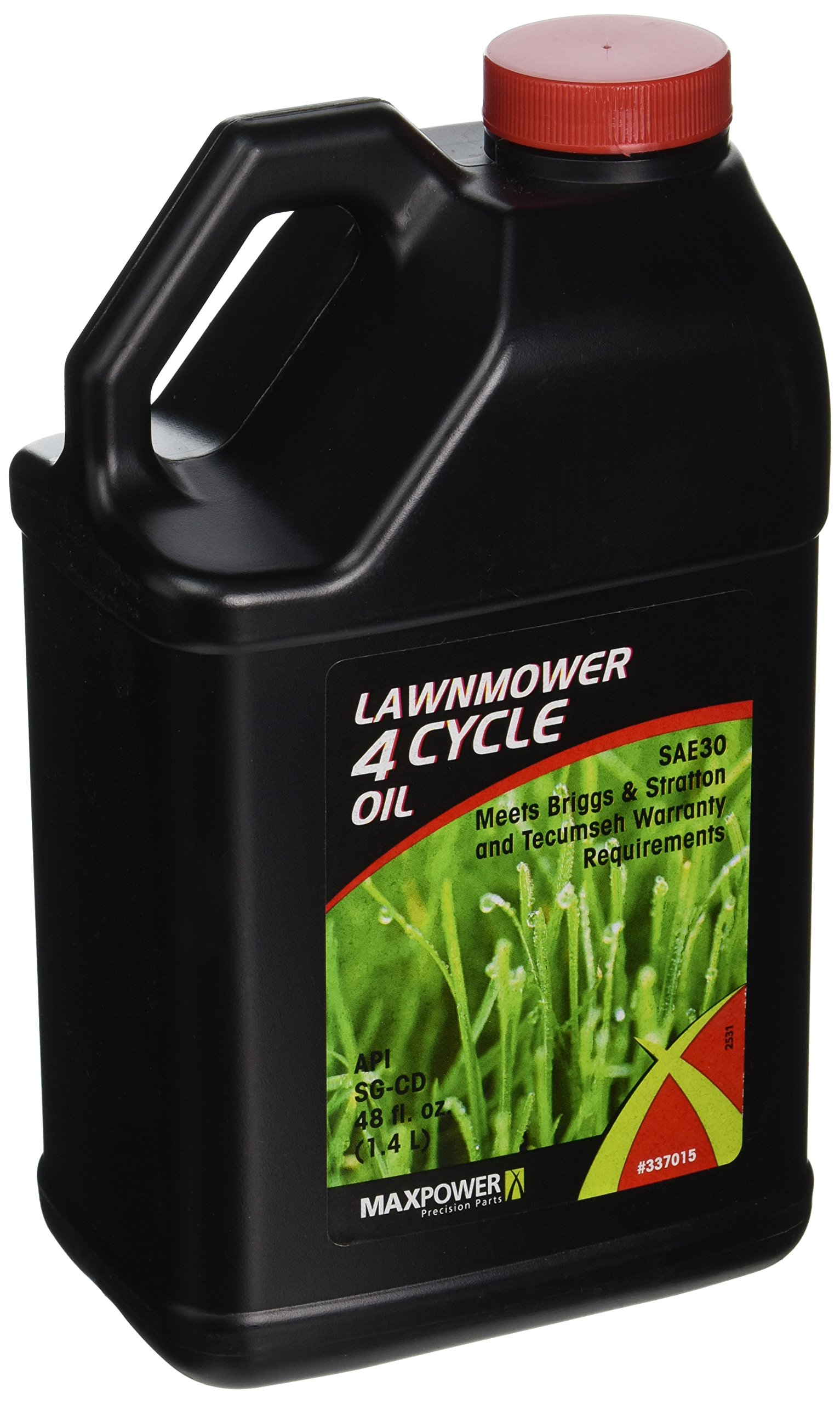 Maxpower 337015 48-Ounce 4 Cycle Lawn Mower Oil by Maxpower