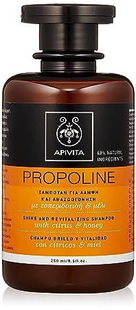 Apivita Propoline Shine and Revitalizing Shampoo 8.5 fl oz.