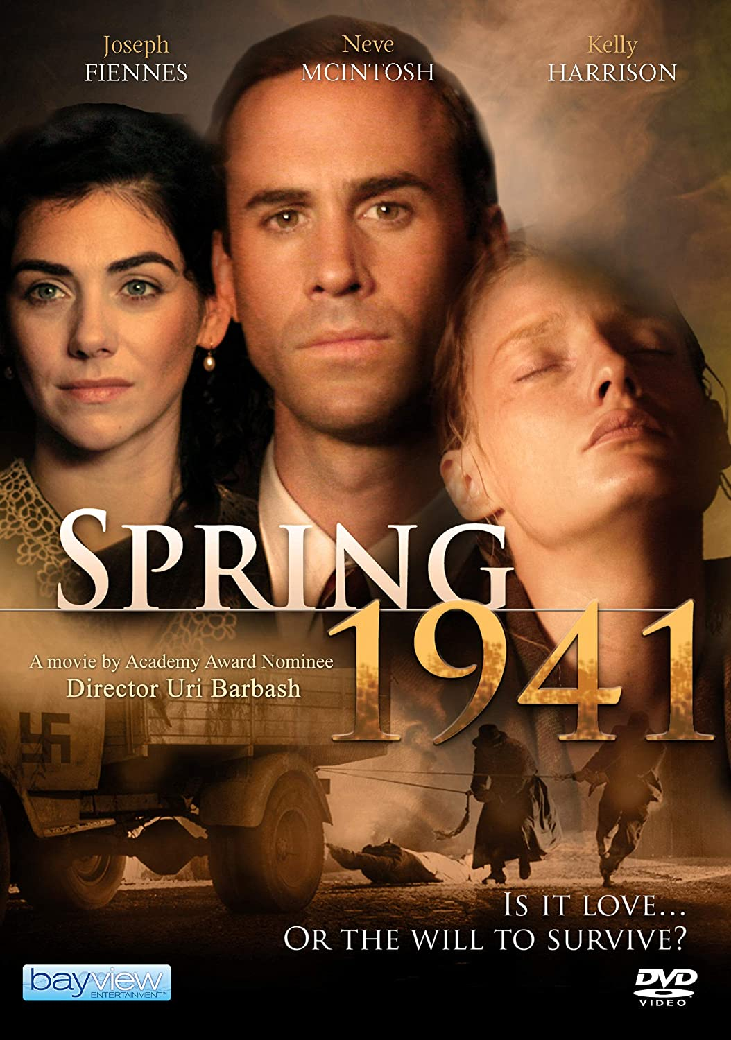 Spring 1941 Joseph Fiennes Claire Higgins Uri Barbash Movies Tv