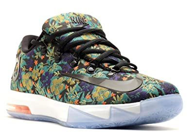 a1342a7591c1 Nike 2014 KD VI Floral 652120 900 sz 8 Multi Color Black
