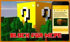 Mods : Block Race Mod for MCPE from Block Race Inc.