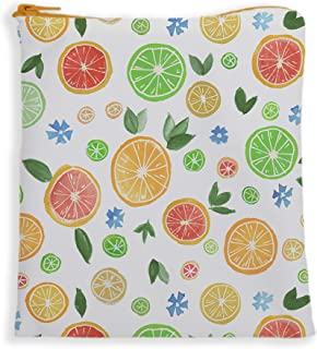 product image for Thirsties Reusable Sandwich & Snack Bag - Main Squeeze