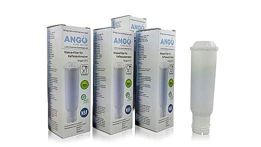 Cartuchos de filtro de agua para cafetera Krups F088 Claris Aqua ...