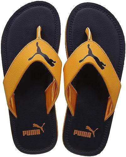 f48d2320a422 Puma Women s Peacoat-Zinnia-Black Fashion Sandals-6 UK India (39 EU ...