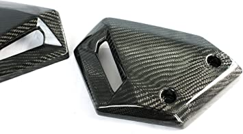 MOS Carbon Fiber Air Duct Covers for Honda MSX SF Grom 125 2017-2019