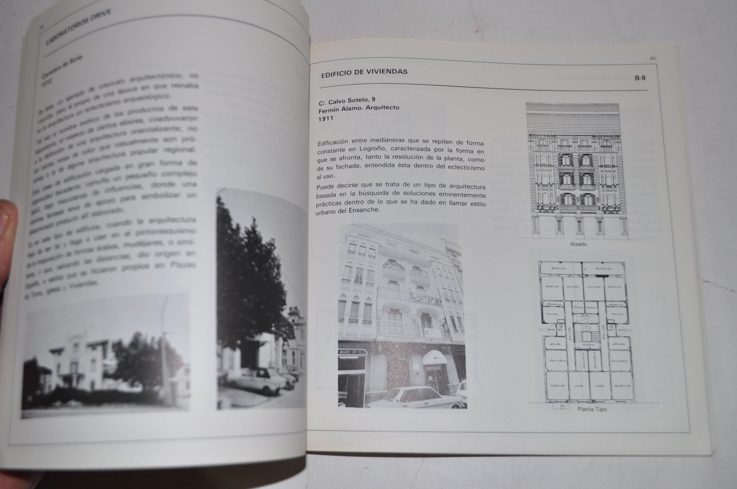 Arquitectura de Logroño.: Amazon.es: García-Pozuelo Asins, Domingo ...