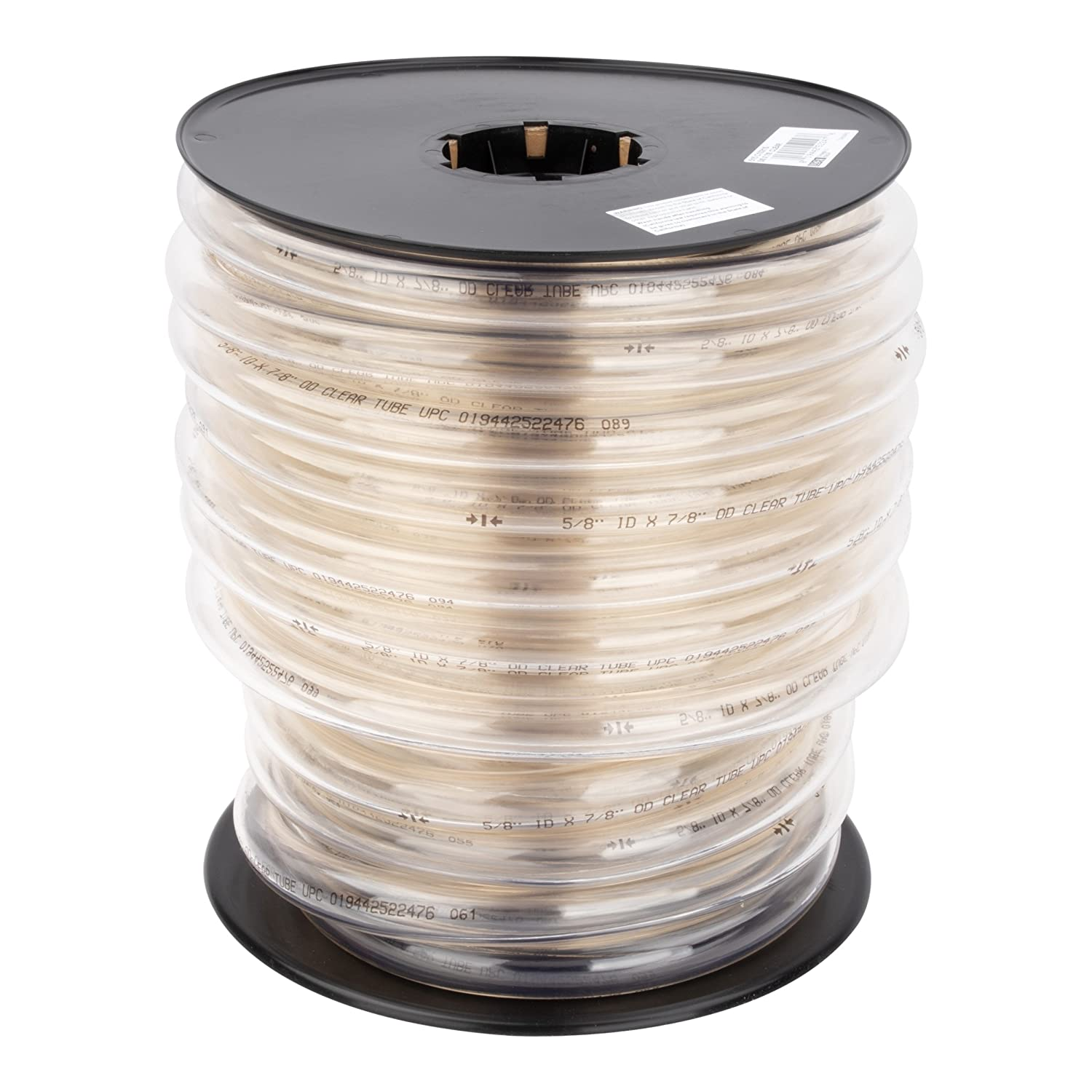 "5/8"" X 7/8"" Clear Vinyl Tubing by LDR 