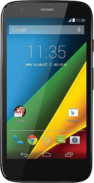 Motorola Moto G 4G - Smartphone libre Android (pantalla 4.5