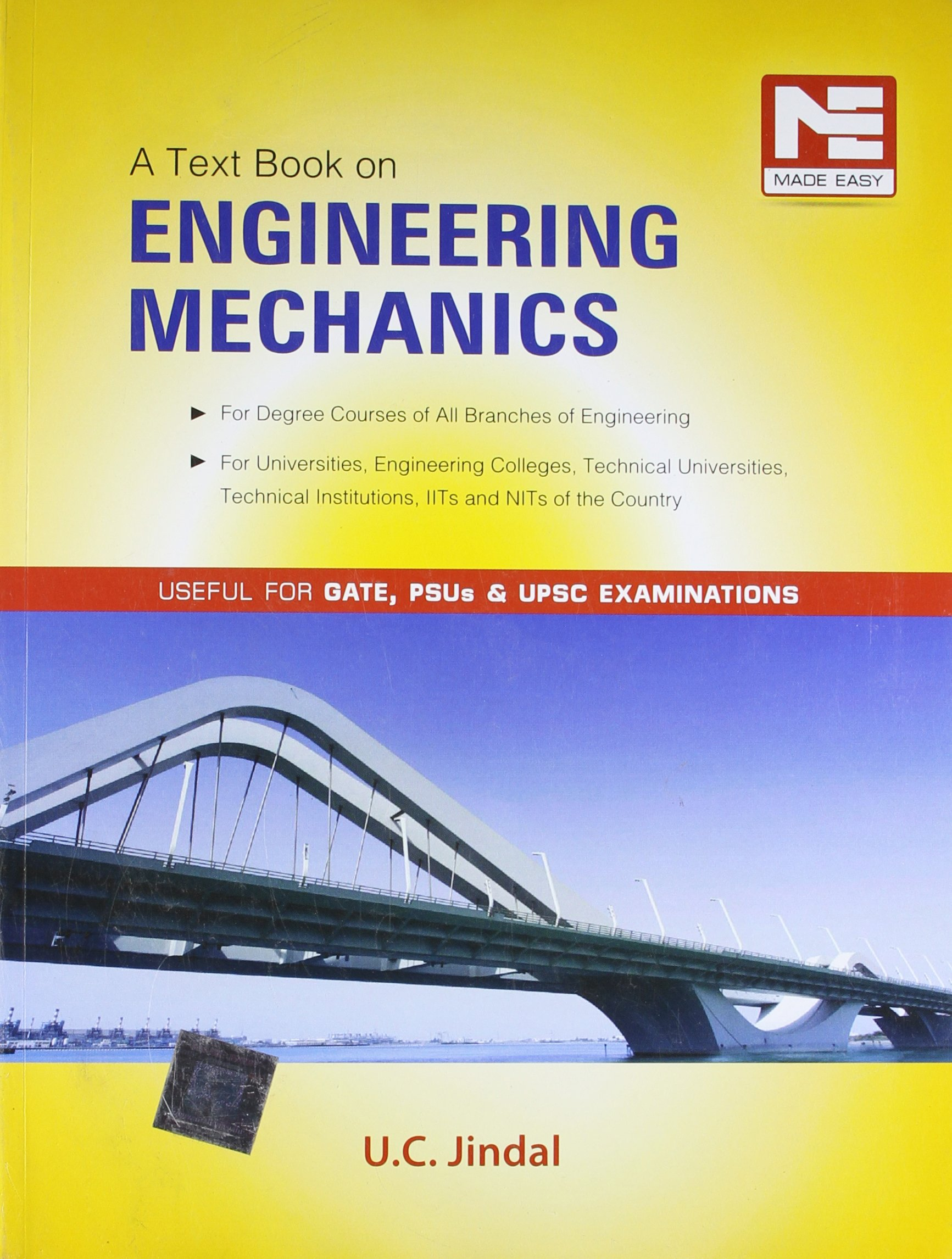 Buy A Text Book on Engineering Mechanics Book Online at Low