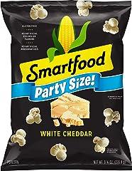 Smartfood White Cheddar Popcorn, 9.75oz Party Size! Bag
