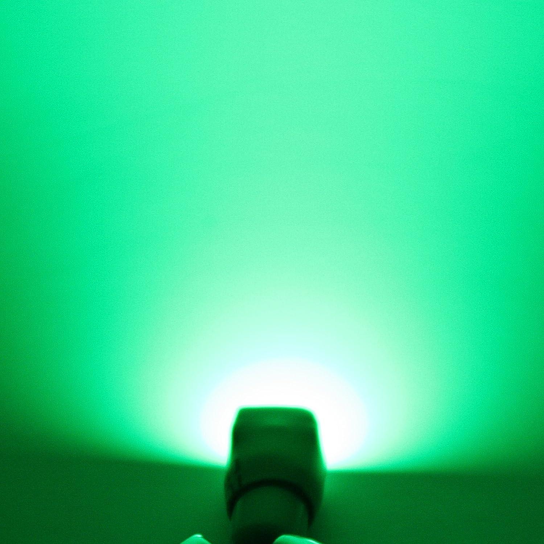 Halogen Trittbrettbeleuchtung LED-Mafia/® Trittbrettstufenbeleuchtung 4 x blau