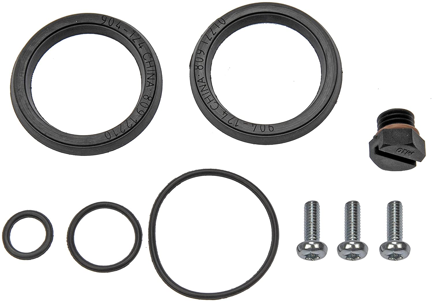 Dorman 904-124 Primer Fuel Filter Seal Kit Dorman - OE Solutions