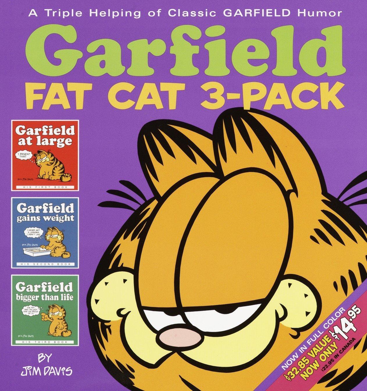 Comics ebook download garfield