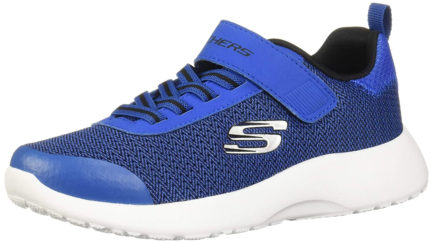 Skechers Kid's Dynamight Ultra Torque Boys Cross Training Shoes Royal/Black
