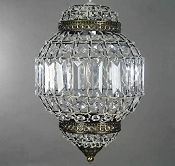 Classic morrocan lantern style antique brass clear acrylic ceiling classic morrocan lantern style antique brass clear acrylic ceiling light shade easy fit pendant mozeypictures Gallery