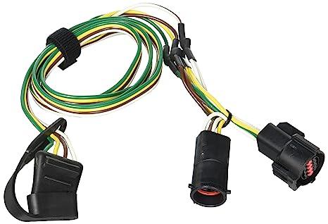 amazon com curt 56031 custom wiring harness automotive rh amazon com Automotive Toggle Switch Hot Rod Wiring Harness