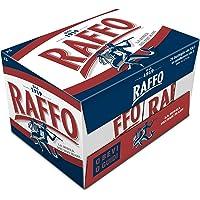 Birra Raffo - Cassa da 24 x 33 cl (7.92 litri)