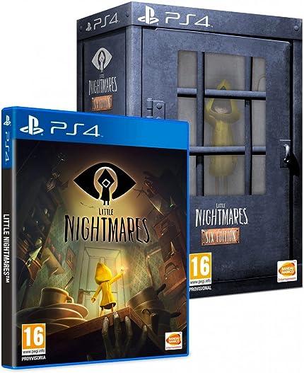 Little Nightmares Six Edition Ps4 Uk Import Region Free