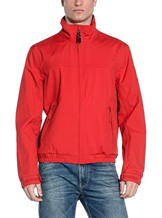 wholesale dealer 4c5fb 67776 Murphy & Nye Giacca Waikato Lgt Rosso XL: Amazon.it ...