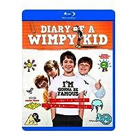 Diary Of A Wimpy Kid [Edizione: Regno Unito] [Reino Unido] [Blu-ray]