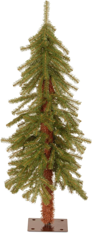 National Tree Company Artificial Christmas Tree   Includes Stand   Hickory Cedar - 3 ft