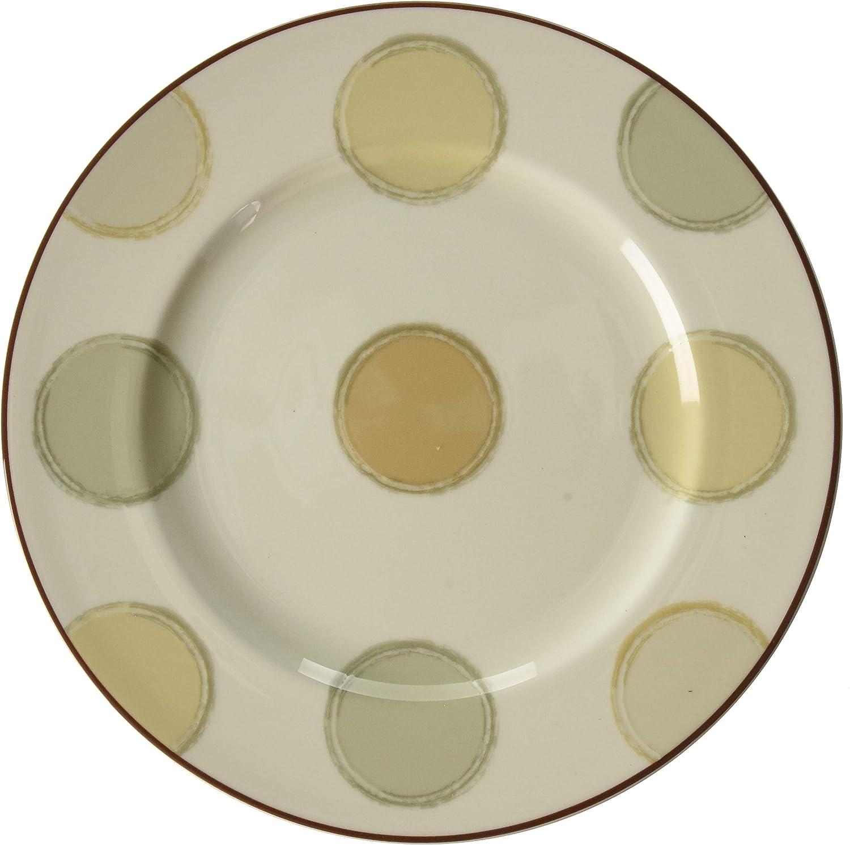 INC Noritake Mocha Java Salad Plate Noritake CO DROPSHIP 7989 405