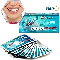 ORAX White Stripes Zur Zahnaufhellung, 28 Peroxidfrei Whitening Strips Für Weisse Zaehne, Zähne Bleichen in 14 Tagen