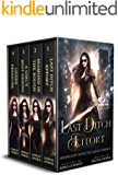 Moonlight Detective Agency Complete Series Boxed Set: Last Ditch Effort, Diamond in the Rough, A Girl's Best Friend, and…