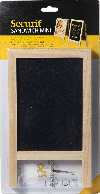 American Metalcraft SBSBMNI American Metalcraft SBSBMNI Mini Tabletop Sandwich Board, Plain, 1-1/4