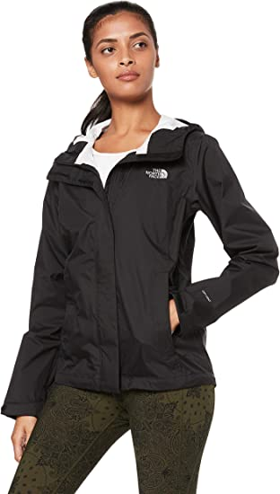 The North Face Women's Hooded Rain Jacket
