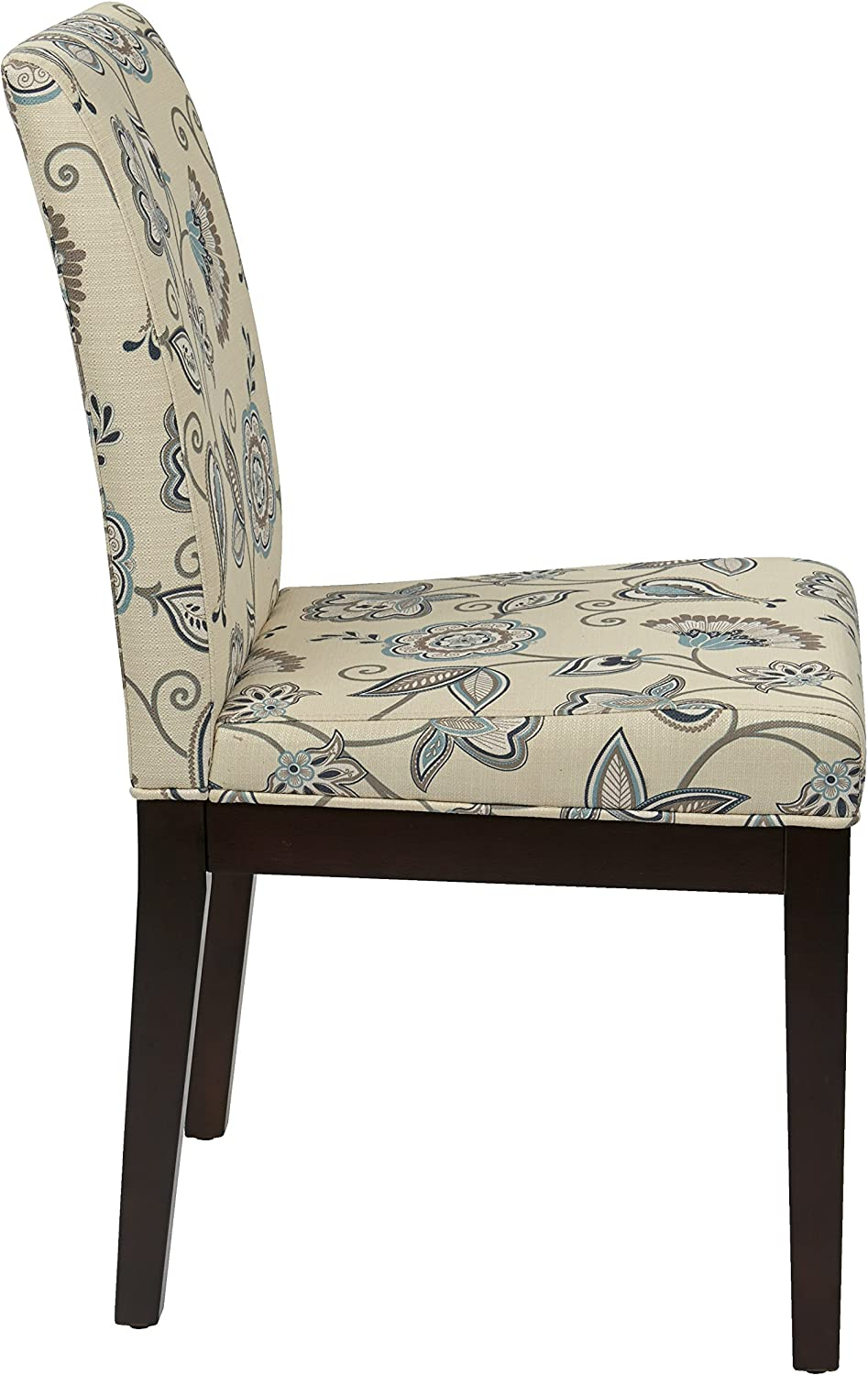 OSP Home Furnishings DAK-A19 Parsons Accent Dining Chair
