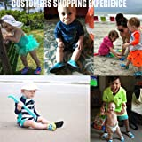 JIASUQI Baby Barefoot Swim Sports Water Skin Shoes