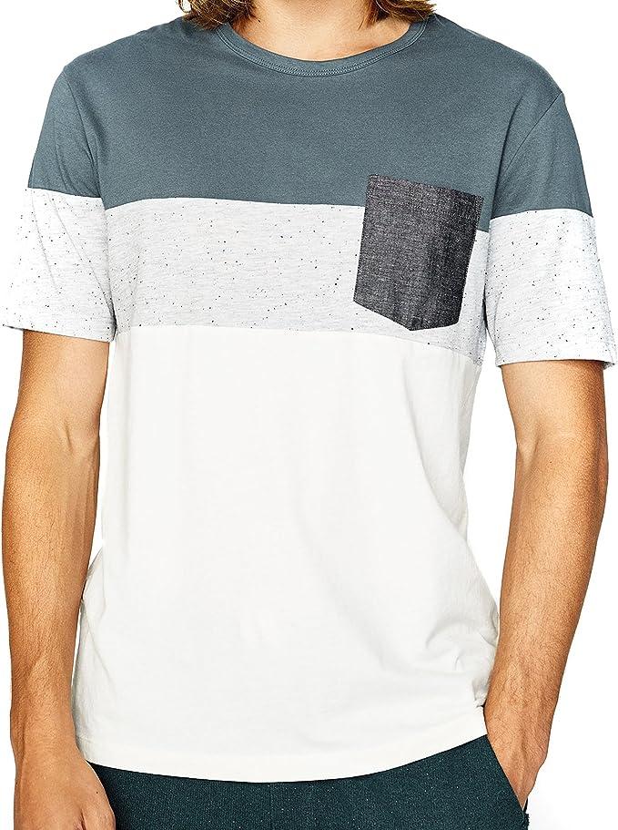 Zara - Camisa de vestir - para hombre gris gris Small: Amazon.es: Ropa y accesorios