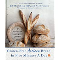 GLUTEN FREE ARTISAN BREAD IN 5 MINS A DY: The Baking Revolution Continues with 90 New, Delicious and Easy Recipes Made…