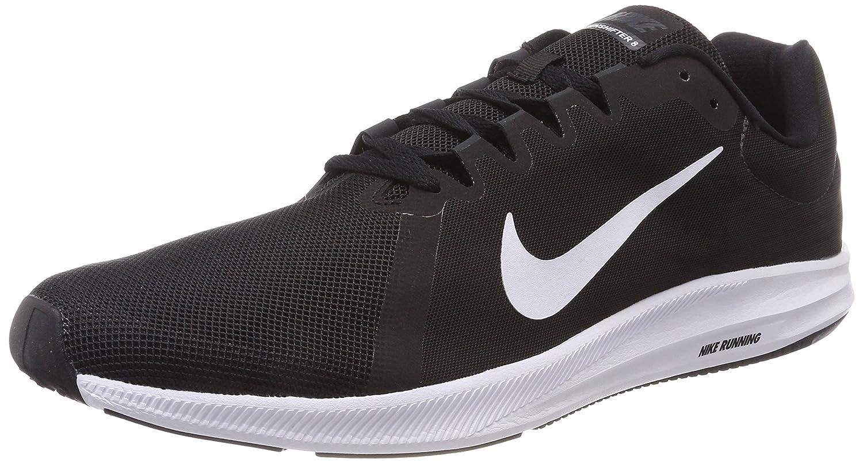 Nike Downshifter 8, Zapatillas de Running para Hombre 48.5 EU Negro (Black/White/Anthracite 001)