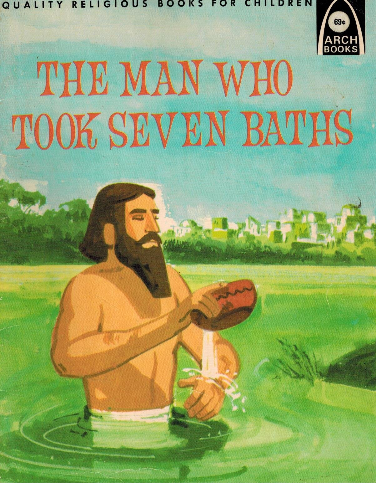 Image result for the man who took seven baths