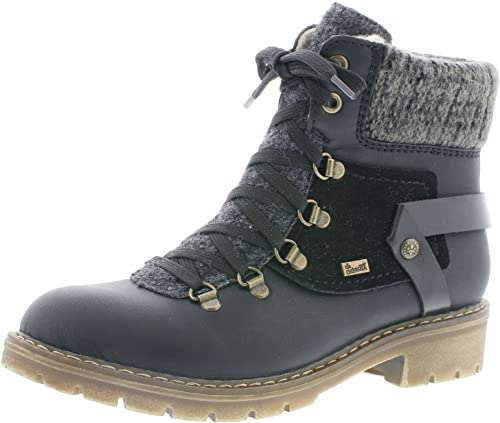 Rieker Winter Boots Y9131 14   Stiefel, Winterstiefel, Modisch